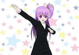 Star Anime Character