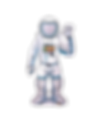 cadre-photobooth-astronaute-taille-reell