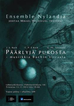 2012 Ensemble Nylandia - Paarlyja purosta small