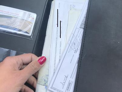 Documenti obbligatori da tenere in auto. Occhio alle sanzioni!
