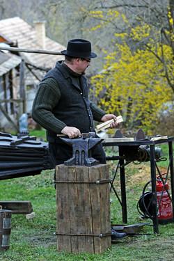 Hollókői kovácsmester