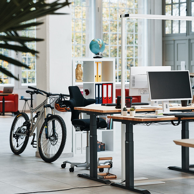 Office Plus Ergon Motor