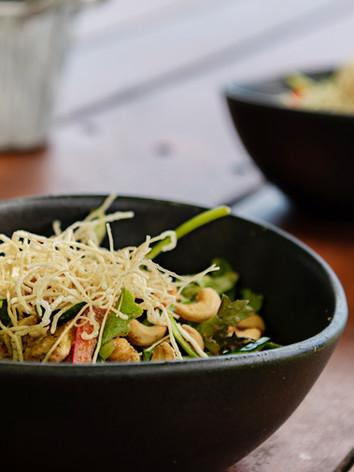 Moruya Waterfront Hotel Motel Thai Salad