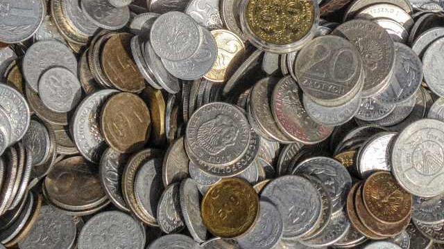 מטבעות כסף