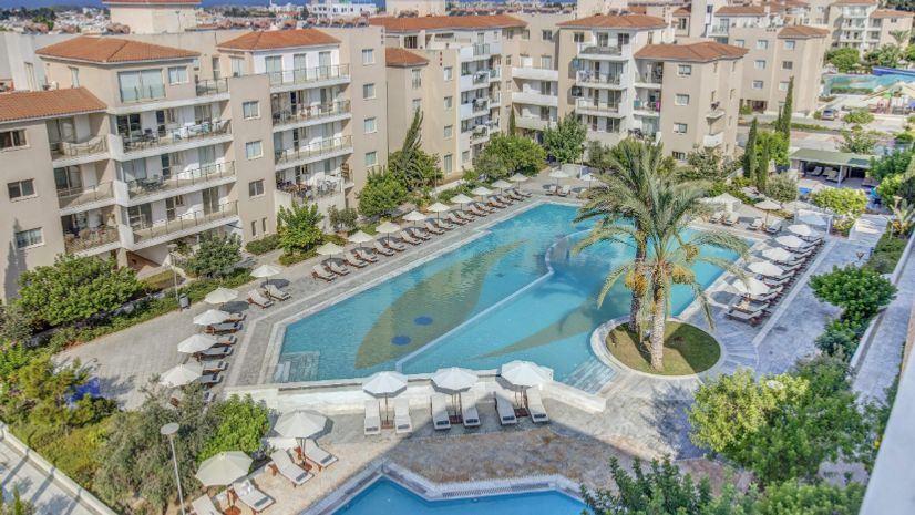 מלון דירות Elysia Park - מראה כללי