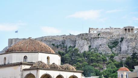מקומות לינה מומלצים באתונה