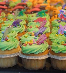 עוגות קאפקייקס - הפתעות קטנות בטיול