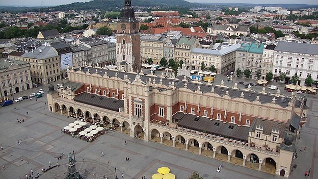 קרקוב Krakow
