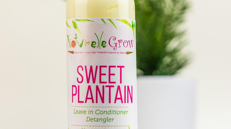 Sweet Plantain Leave In conditioner