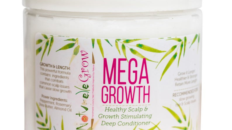 Mega Growth Deep conditioner