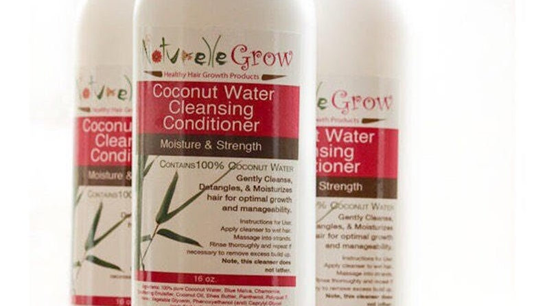 Hair Cleansing Conditioner Coconut Wate