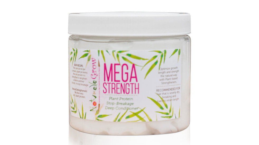 Mega Strength Deep conditioner