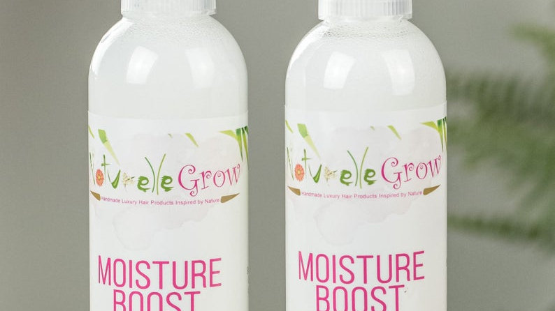 Leave In Hair Conditioner- Moisture Boost