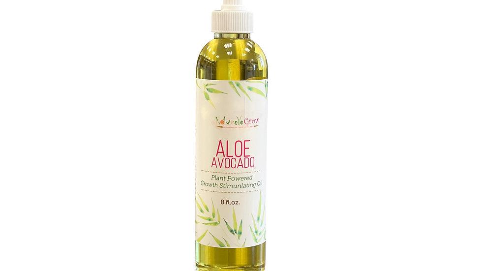 Aloe Avocado Hair Growth Oil