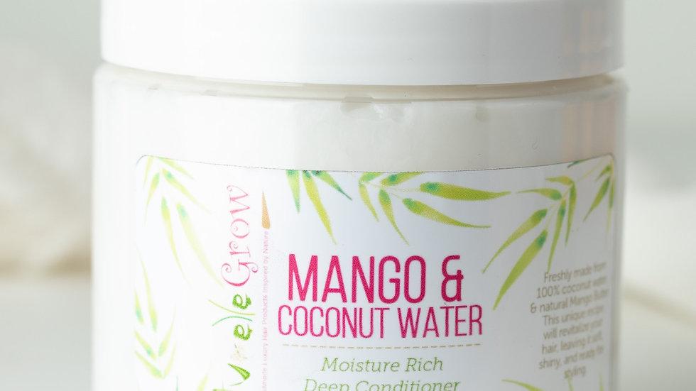 Mango & Coconut Water Deep conditioner