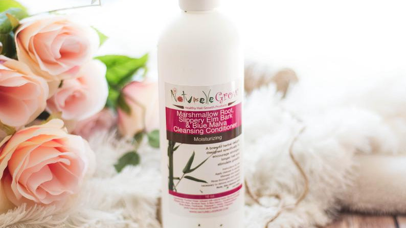 Marshmallow Root cleansing conditioner