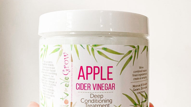 Apple Cider Vinegar Deep conditioner