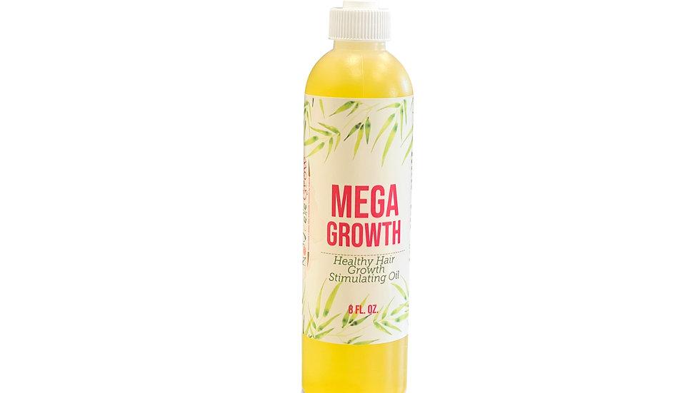 Mega Growth Hair Oil