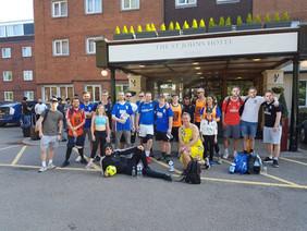 Fulham to Birmingham City