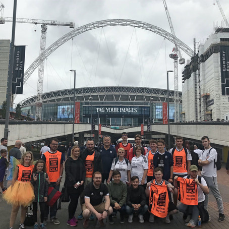 Fulham to Spurs (at Wembley)