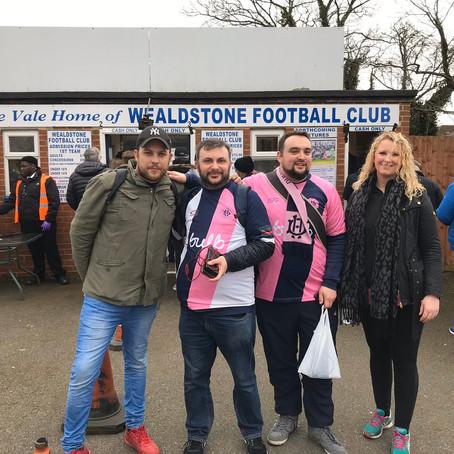 Dulwich Hamlet FC to Wealdstone FC