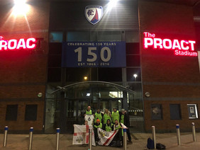Chesterfield to Notts County