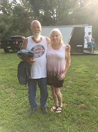 R.C.M.C Founder Dennie & Wife Barbara