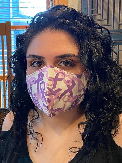 Alzheimer's Face Mask (style #2)