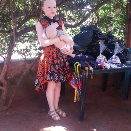 Kanimambo & APCC | Entrega de roupa de protecção em Sofala