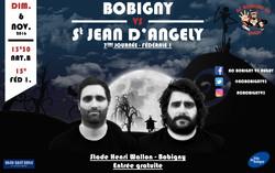 Bobigny / St Jean d'angely