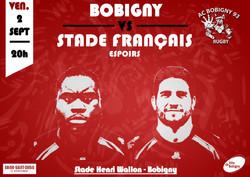 Bobigny / Stade Français
