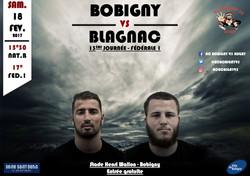 Bobigny / Blagnac