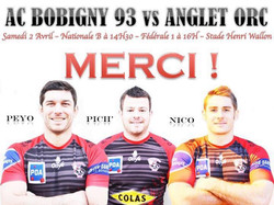 Bobigny / Anglet