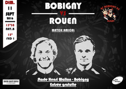 Bobigny / Rouen