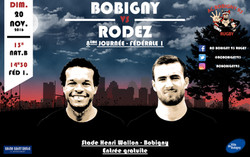 Bobigny / Rodez