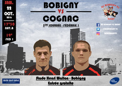 Bobigny / Cognac