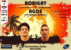 Bobigny / Agde