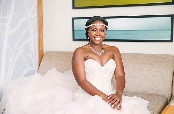The Luxury Bride