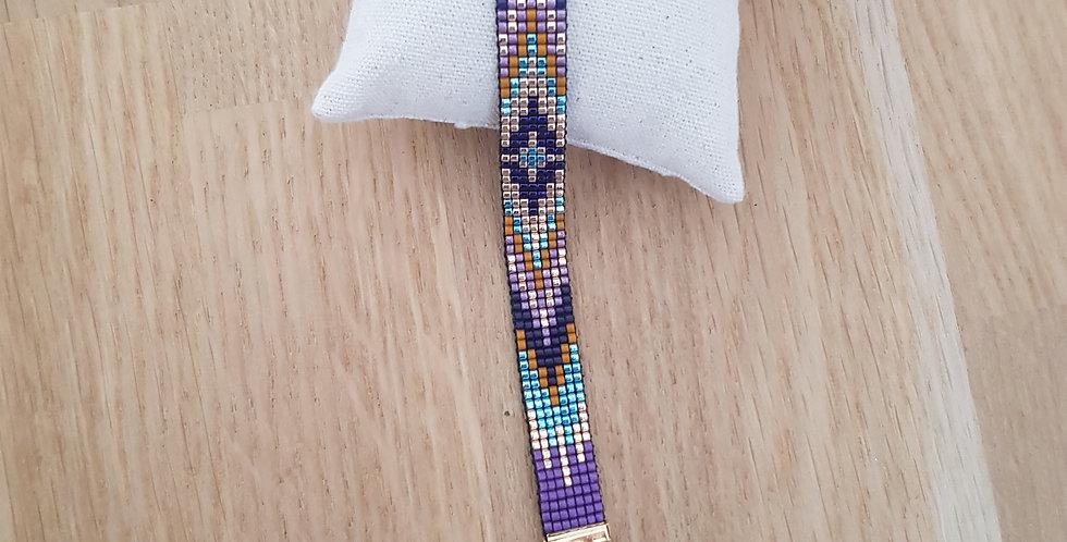 Bracelet Rehana violet