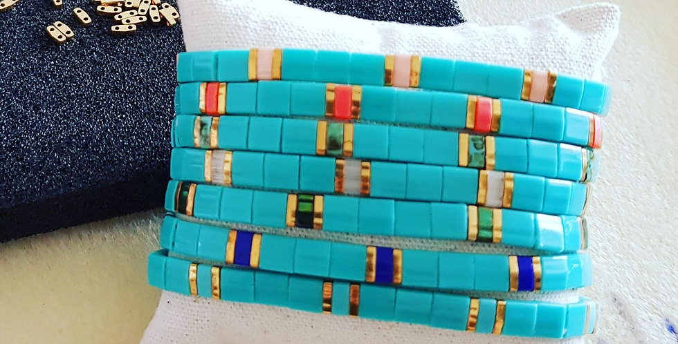 TILA Collection turquoise