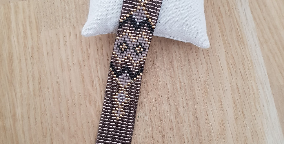 Bracelet Sita brown