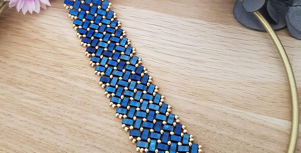 manchette-perles-chevrons-milou-et-anouch-bijoux