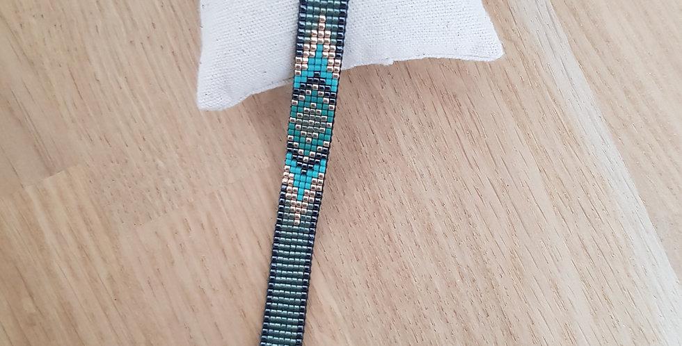 Bracelet Awa green