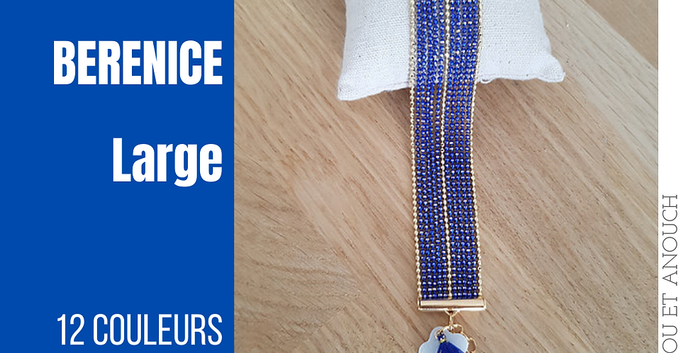 BERENICE - Bracelet large