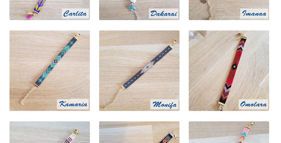 TISSAGE - bracelet small
