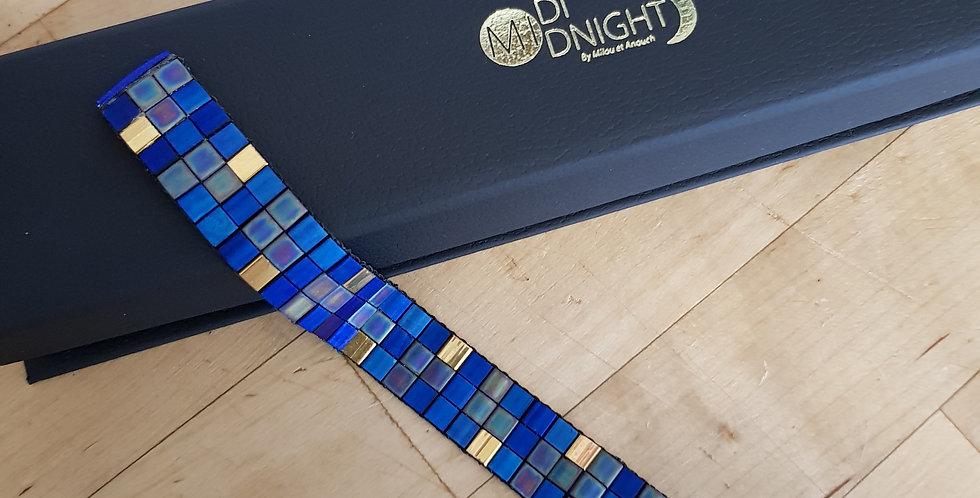 Bracelet-montre Tila Azuro