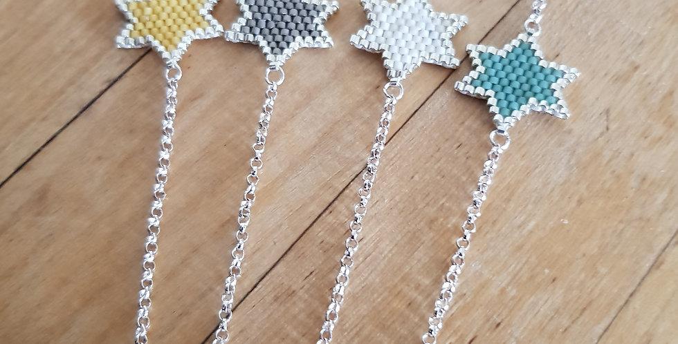 bracelet-tissage-etoile