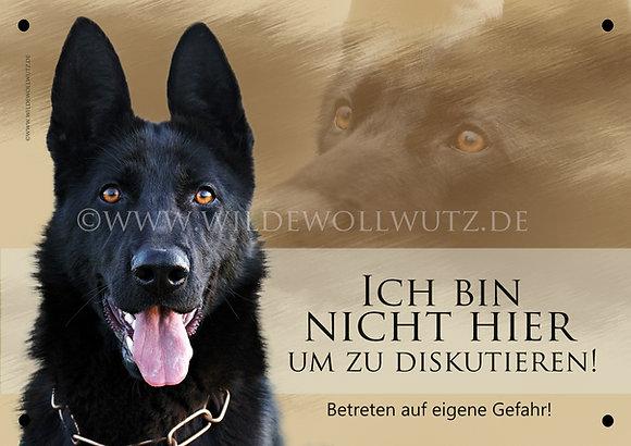 Schwarzer Schäferhund - Schwarzer Malinois