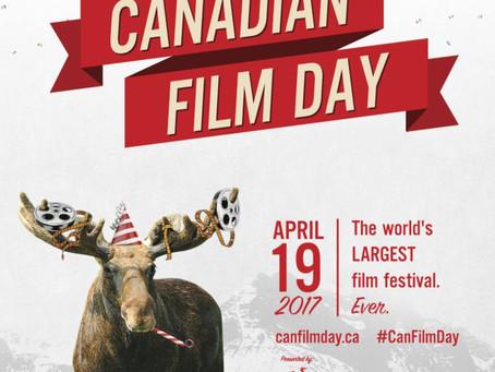 APTN - National Canadian Film Day 2017