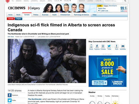 Indigenous Science Fiction to Screen Across Canada